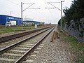 Upper Edmonton, Railway line - geograph.org.uk - 327441.jpg