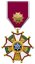 Us legion of merit officer