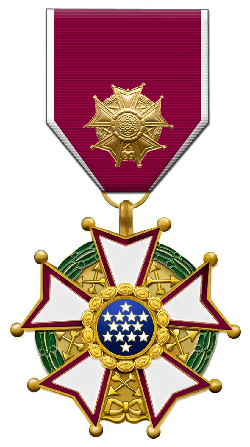 Us legion of merit officer