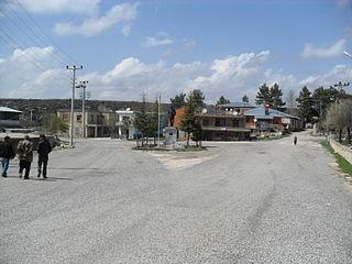 Uzuncaburç Town in Mersin Province, Turkey