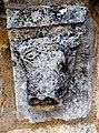 Vérac église St Cybard Modillons 40.JPG
