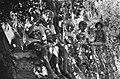 V.l.n.r. prins Constantijn, prins Willem-Alexander, prins Carlos, prins Johan Fr, Bestanddeelnr 928-0582.jpg