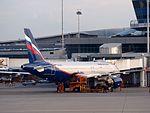 VP-BZO (aircraft) at Sheremetyevo International Airport pic1.JPG