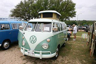 Campervan - Classic Volkswagen Camper