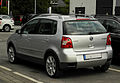 VW Polo Fun (IV) – Heckansicht (1), 15. August 2011, Mettmann.jpg