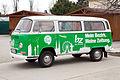 VW T2 Wiener Bezirkszeitung Blumengärten Hirschstetten 2016.jpg