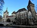 Vajdahunyad castle, 2013 Budapest (346) (13227880343).jpg