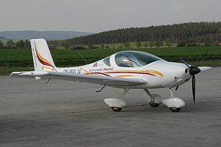 Flying Machines FM250 Vampire Czech light aircraft