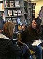 Vanasco Signs Books in Baltimore.jpg