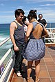 Vanessa Hudgens and Josh Hutcherson (6718752283).jpg
