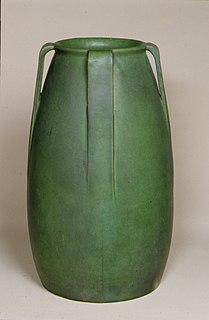 Teco pottery