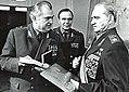 Vasily Chuikov, Pavel Zhilin.jpg