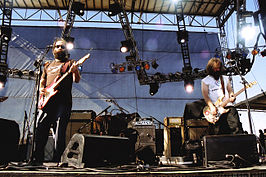 Built to Spill in 2006.