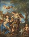 Venus and Adonis (François LeMoyne) - Nationalmuseum - 17857.tif