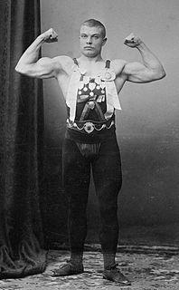 Verner Weckman Olympic wrestler