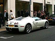 How many bugatti veyrons were made