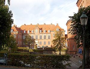 Vestre Landsret - Vestre Landsret building at Viborg until 2014