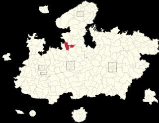Raghogarh (Vidhan Sabha constituency)