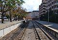 Vies de l'estació de tren de Dénia.JPG