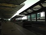View in front of Terminal 1 of Hong Kong International Airport.JPG