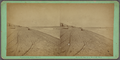 View of Salisbury Beach, beach cottages at left, by Anderson, A. W., fl. 1870-1902.png