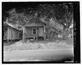 View of front - 503 South Jackson Street (House), 503 South Jackson Street, Albany, Dougherty County, GA HABS GA-1175-F-2.tif