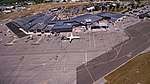 View of planes at Queenstown Airport from ZK-IDN 07.jpg