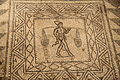 Villa Armira - Central Floor Mosaic in the National Historic Museum Sofia PD 2012 31.JPG