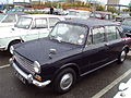 Vintage car at the Wirral Bus & Tram Show - DSC03349.JPG
