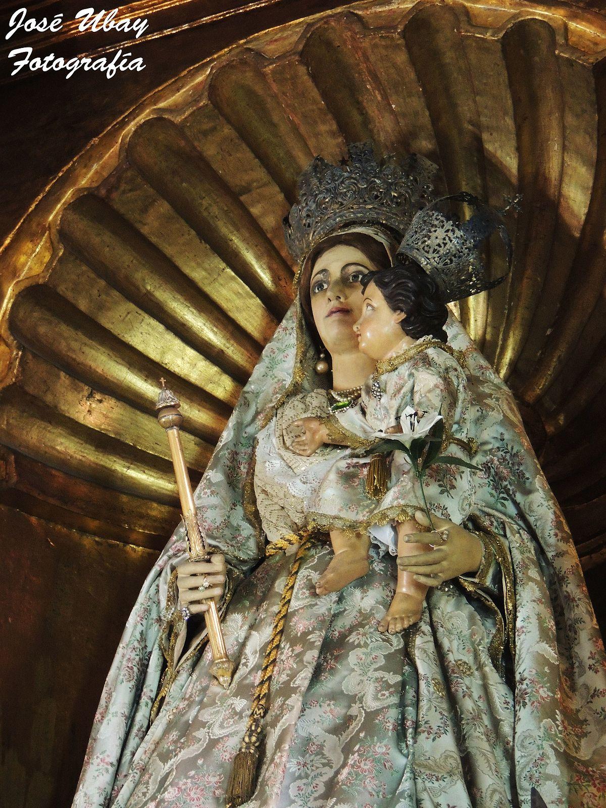 Nuestra se ora de los reyes las palmas de gran canaria for Mudanzas virgen de los reyes