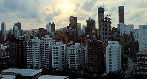 Barranquilla - Image: Vista Ciudad