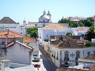 Tavira Municipality in Algarve, Portugal