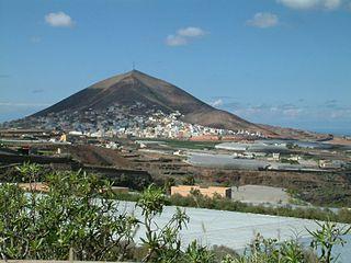 Santa María de Guía de Gran Canaria Municipality in Canary Islands, Spain