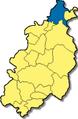 Vohburg - Lage im Landkreis.png