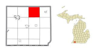 Volinia Township, Michigan Civil township in Michigan, United States