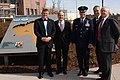 Volker Hoff, Ingolf Deubel, General Tom Hobbins, Karl Peter Bruch, William Timken 2007.jpg