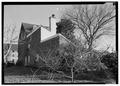 Vowell-Snowden-Black House, 619 South Lee Street, Alexandria, Independent City, VA HABS VA,7-ALEX,170-6.tif