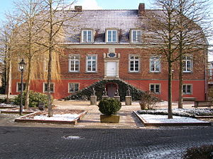 Vreden - Town hall