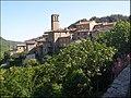 Vue sur le clocher d'Antraigues-sur-Volane.jpg