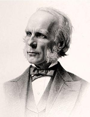 William Greenough Thayer Shedd - W. G. T. Shedd
