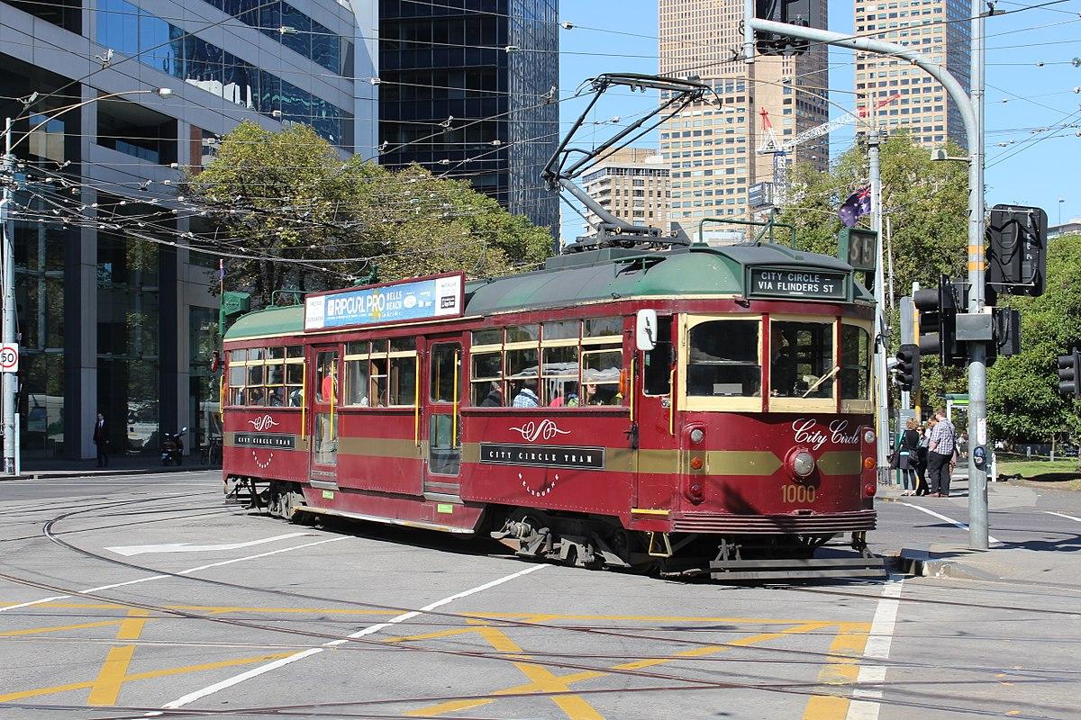 city circle tram wikipedia