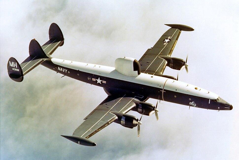 WC-121N 1967