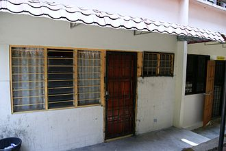 Bukit Bintang Boys' Secondary School - New PBSM Room