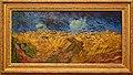 WLANL - MicheleLovesArt - Van Gogh Museum - Wheatfield with crows, 1890.jpg