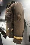 WW2 Nazi German Wehrmacht Heer (army) uniform in Norway 1940. Officer's tunic, Narvik shield, Kreta cuff title. Forsvarsmuseet (Armed Forces Museum) Oslo 2019-03-31 DSC01582.jpg