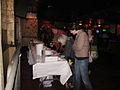 WWOZ 30th Birthday at Tipitinas Buffet 2.JPG