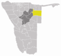 Wahlkreis Tsumkwe in Otjozondjupa.png