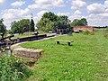 Walbut Lock and Walbut Bridge, Pocklington Canal - geograph.org.uk - 871936.jpg