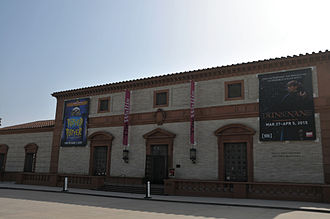 Wallis Annenberg Center for the Performing Arts - The 1933 Beverly Hills Post Office, now part of the Wallis.