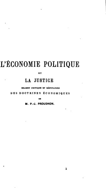 File:Walras - L'Économie politique et la justice.djvu